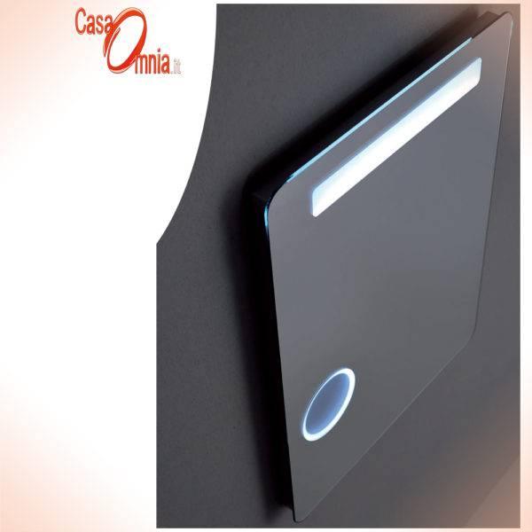 Specchio Bagno Make Up Led Bluetooth V C Lybra