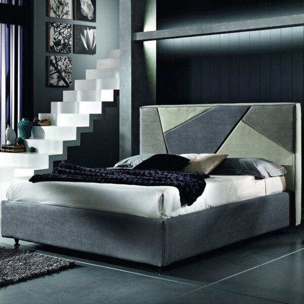 Loft-letto-collezione-Brera-MaxHome-colori-grigi