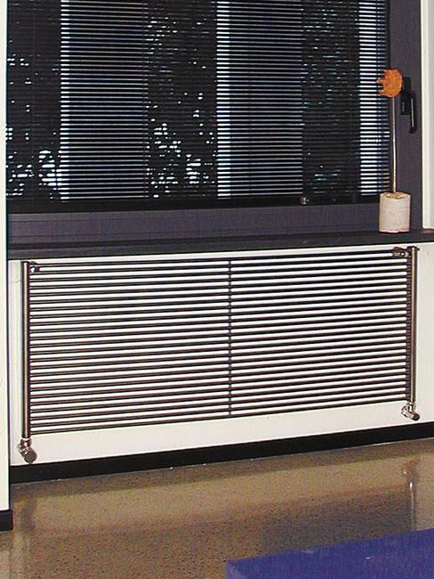 radiateur form horizontal brem