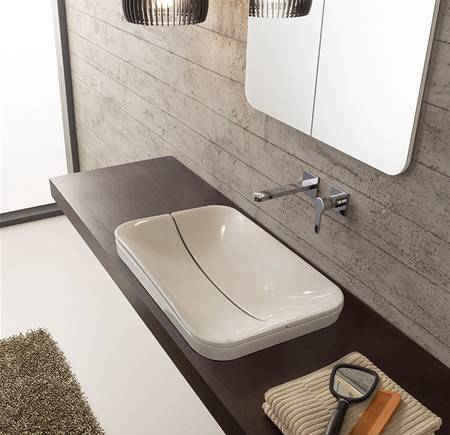 Built-in Washbasin