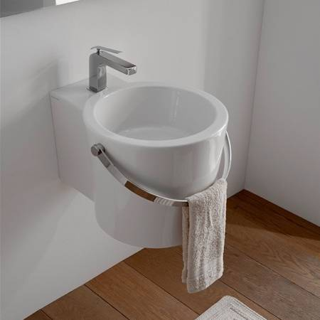 Wall Mounted Washbasin