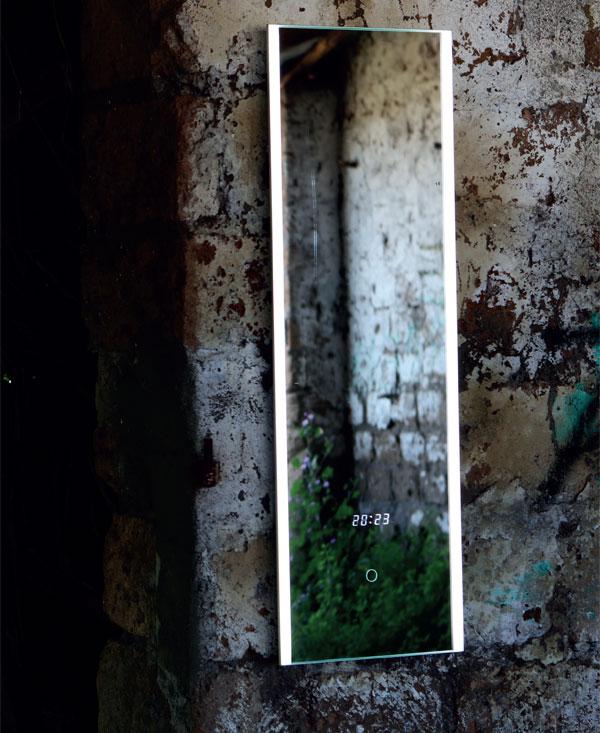 miroir salle de bain led vanità e casa gemini