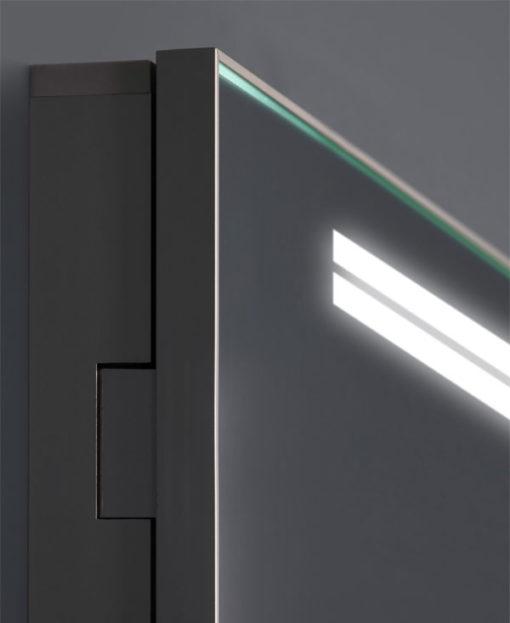Miroir container semi-encastré vanità e casa nebula