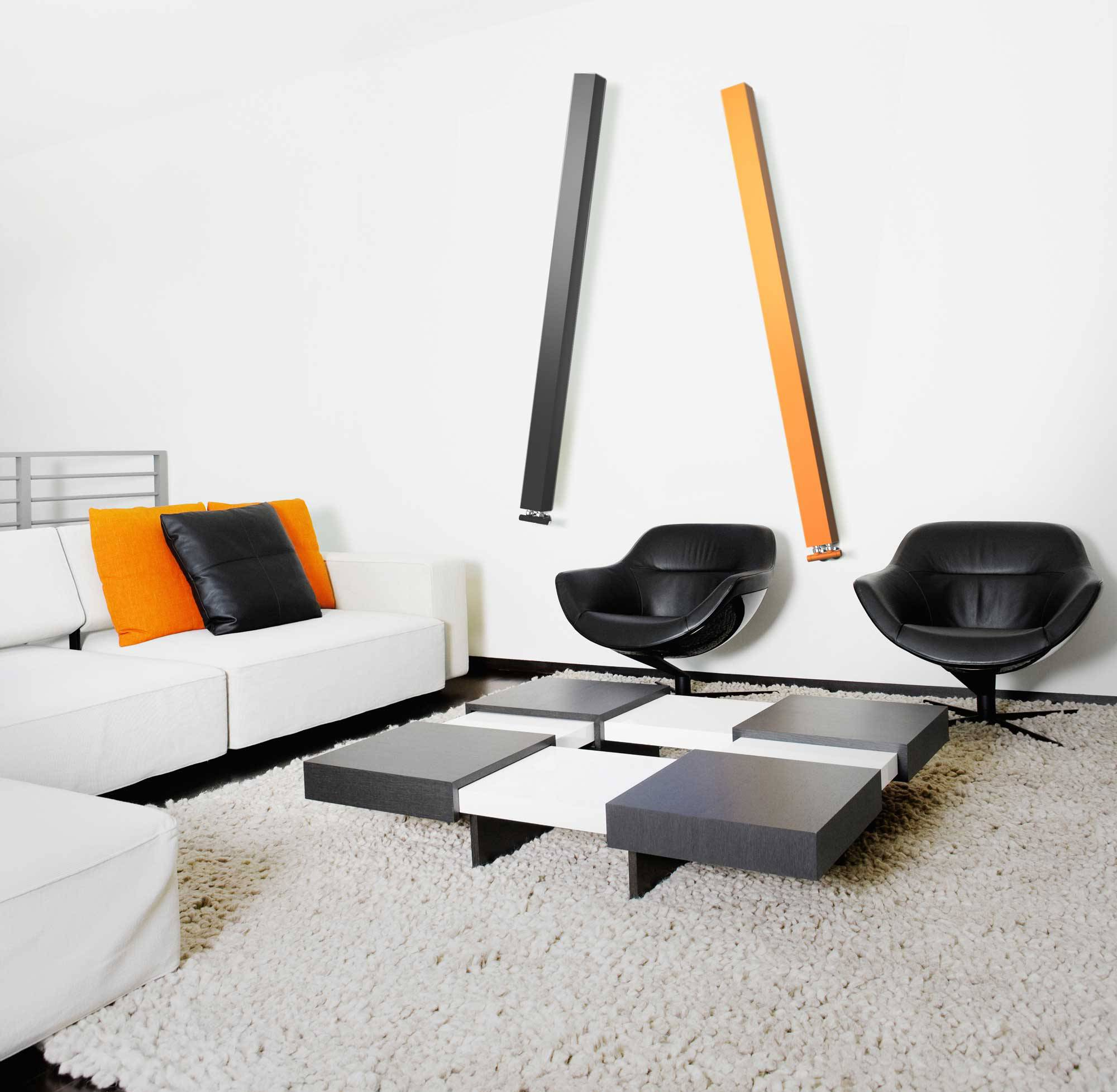 Termoarredo-lazzarini-ONETUBE_anthracite-and-yellow-living