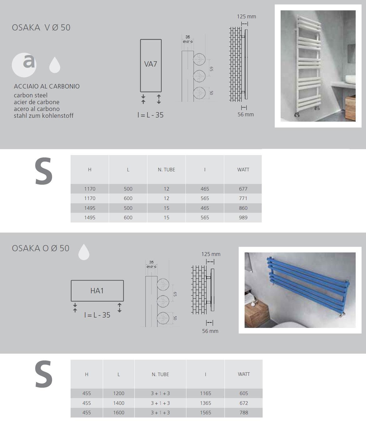 fiche-technique-seche-serviettes-graziano-radiators-osaka-2019