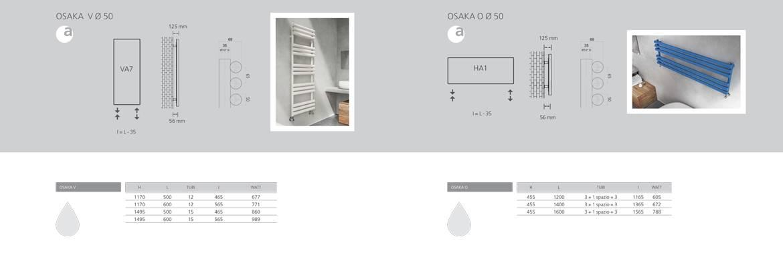 scheda-tecnica-Scaldasalviette-graziano-radiators-osaka-verticale