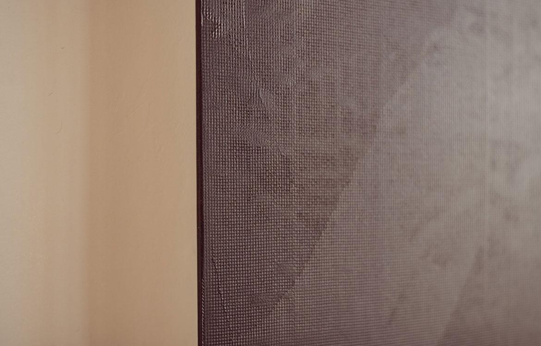 détail radiateur plaque en résine-Graziano HELIOS