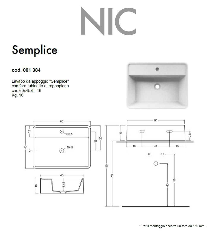 scheda_tecnica_lavabo_da_appoggio_nic_design_semplice_rettangolo_con_foro