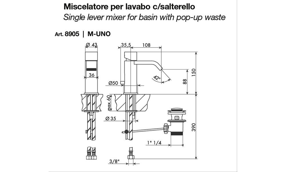 scheda_tecnica_miscelatore_per_lavabo_con_salterello_bellosta_m_uno_m_due