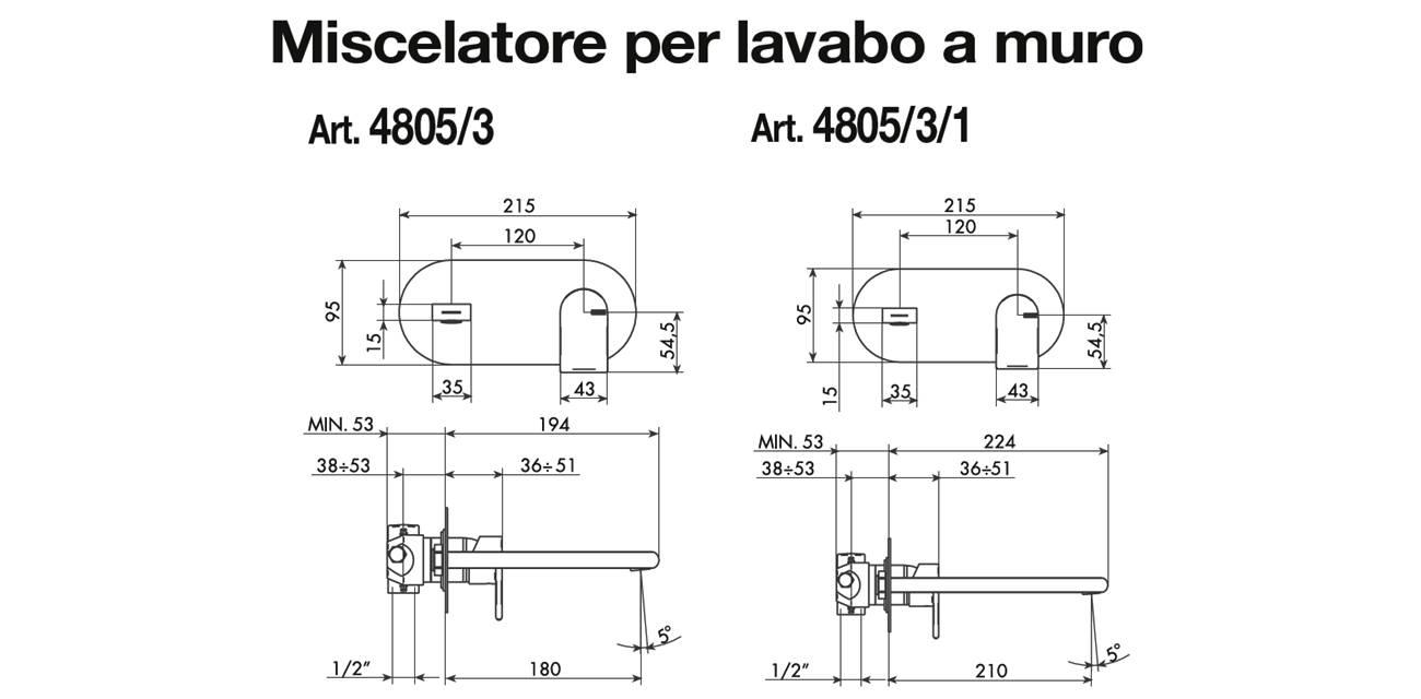 scheda_tecnica_niscelatore_per_lavabo_a_muro_su_piastra_ovale_bellosta_4805.3_-_4805.3.1