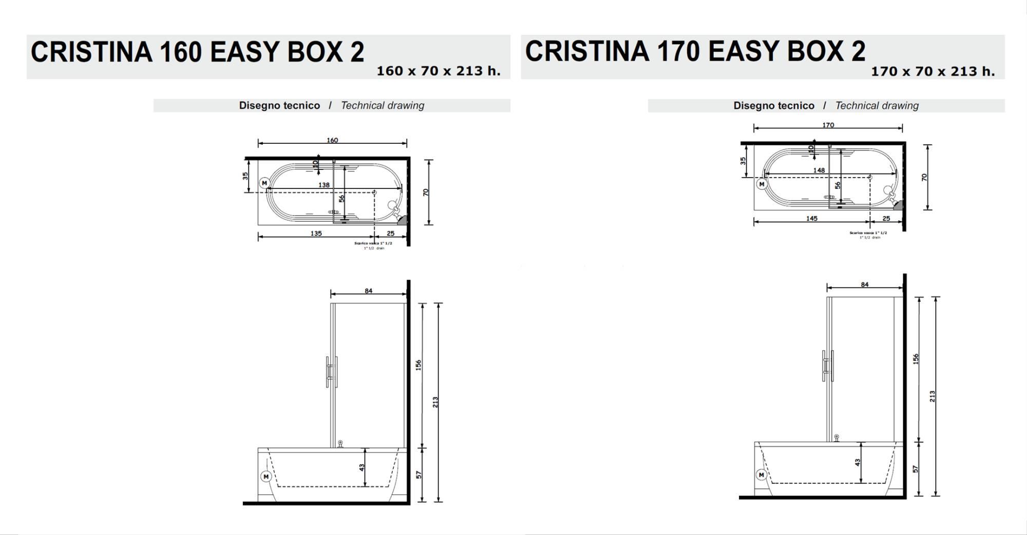 scheda_tecnica_vasca_da_bagno_rettangolare_cristina_160_170_box_easy_2_treesse