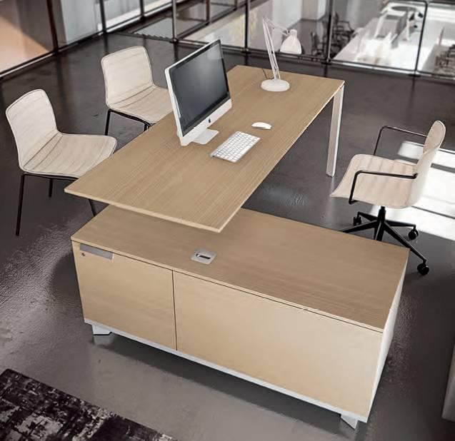 scriviania_tris_piano_melaminico_con_contenitore_struttura_metallo_colorato_meco_office