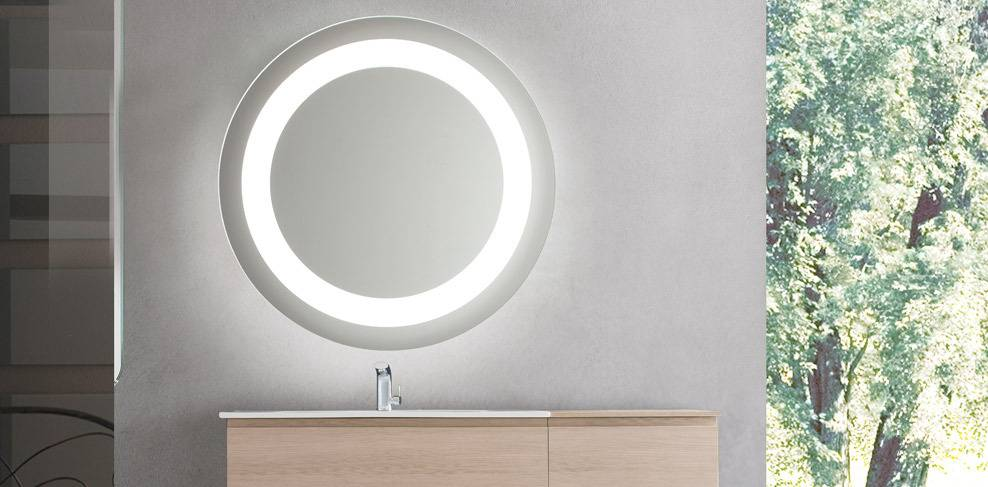 miroir_salle de bain_ronde_rétro-éclairé_led_diamètre_90_anti buée