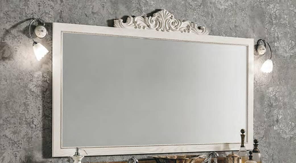 specchio_sofia_190_cm_frassino_intagliato_bianco_e_applique_da_muro_victoria_cromo