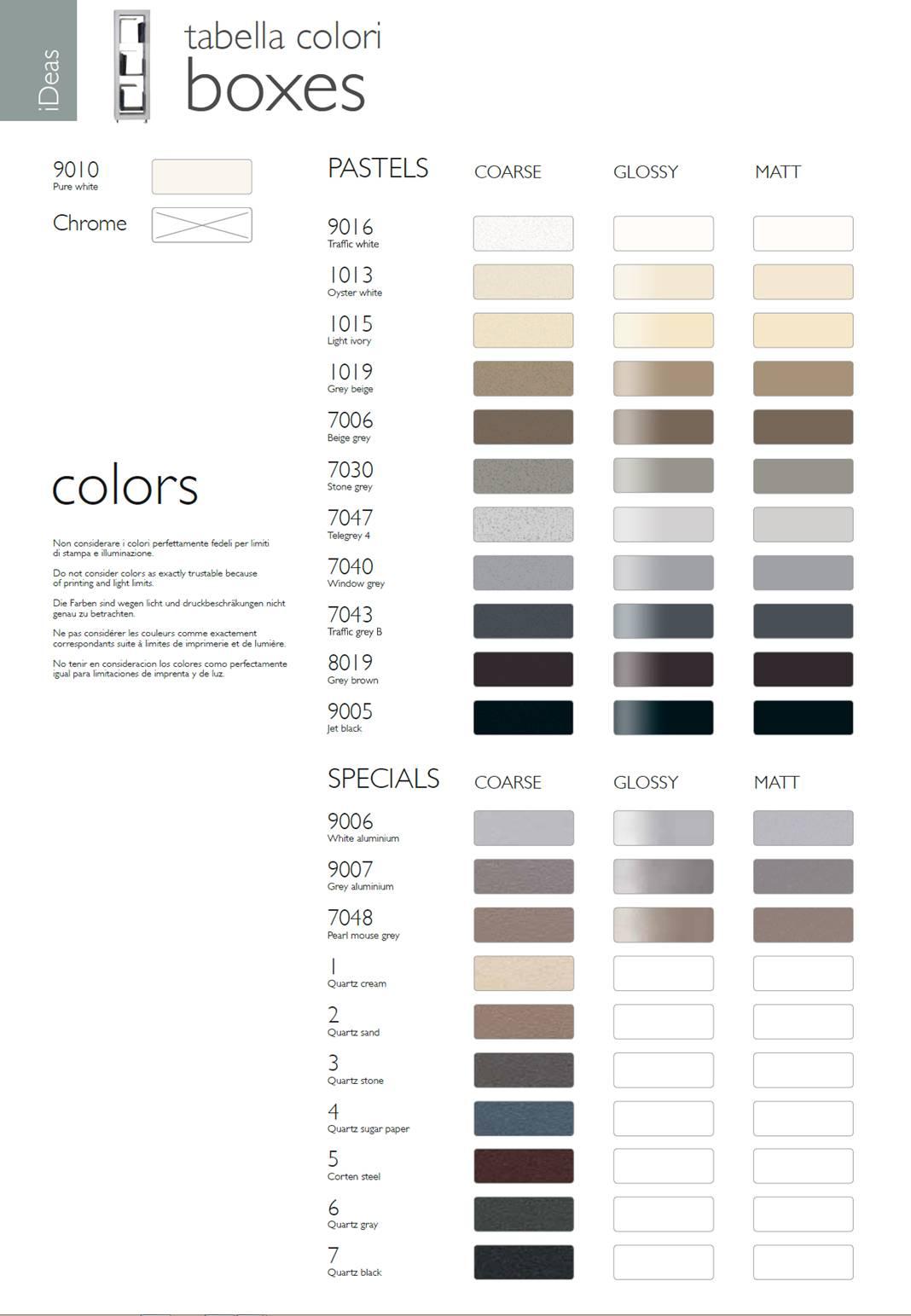 tabella_colori_boxes_deltacalor