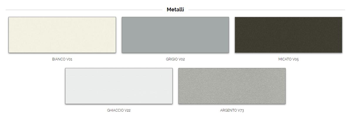 tabella_colori_metalli_armadio_contenitore_cassetti_ante_in_legno_meco_office_giano
