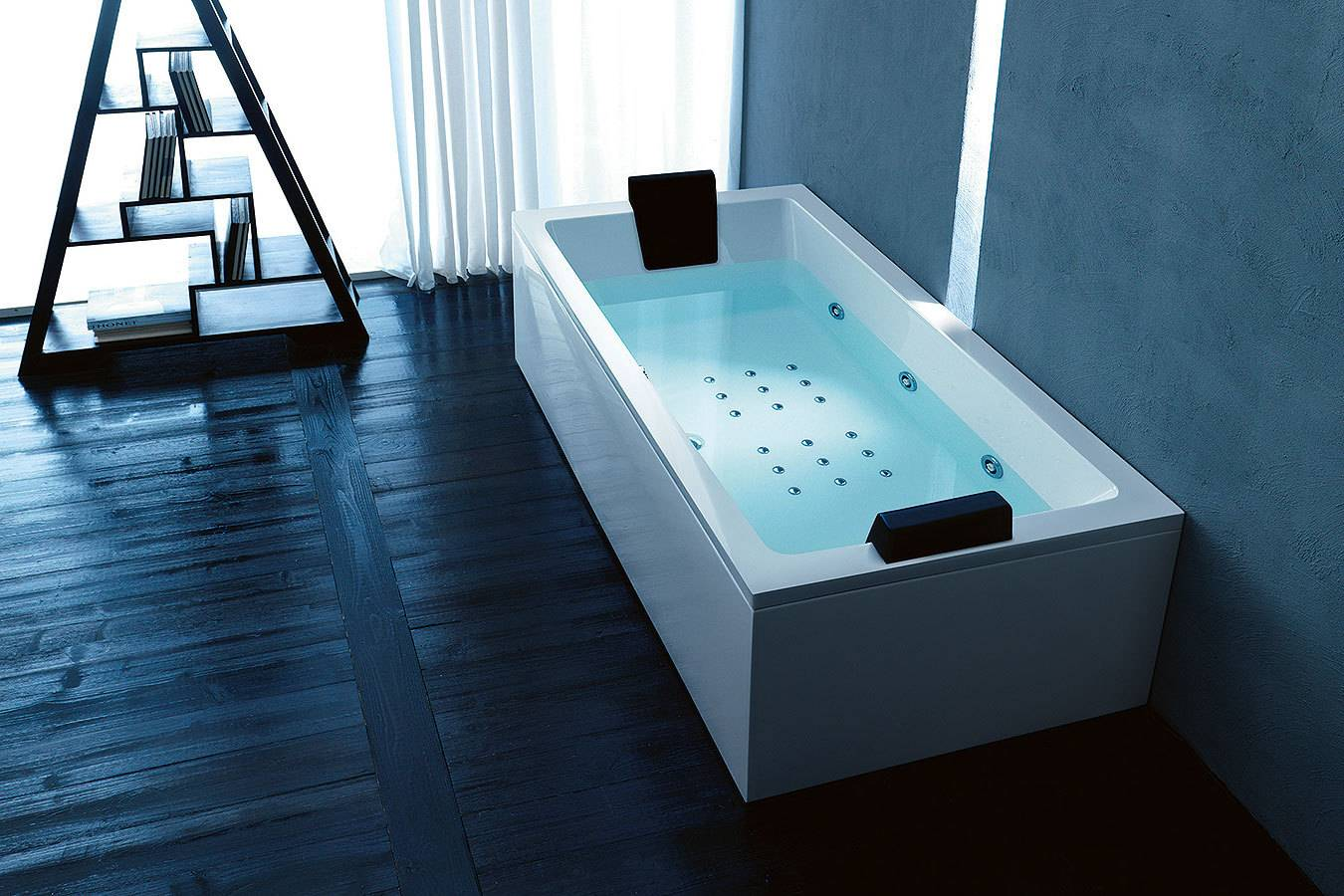 Vasca Da Bagno Quadrata Prezzi : Vasca da bagno treesse quadra casaomnia