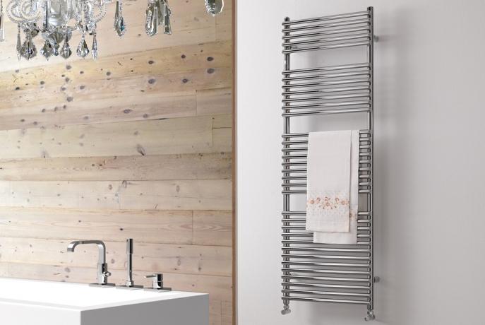 handtuchwärmer hego 23 chrom badezimmer deltacalor