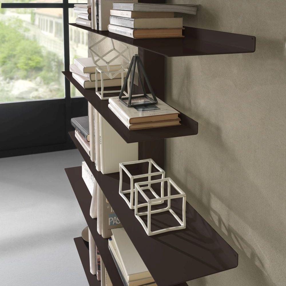 bibliothèque en acier apollo siderio Rouille3