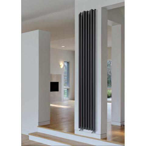 radiator white colored brem torri