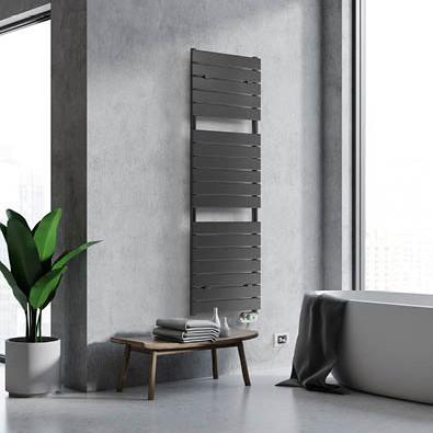 sèche serviettes électrique salle de bain coloré lazzarini palermo