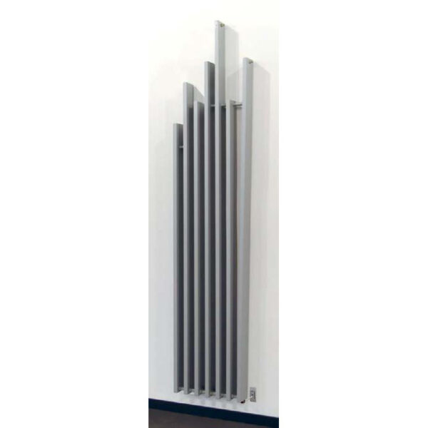 electric radiator white colored lame brem