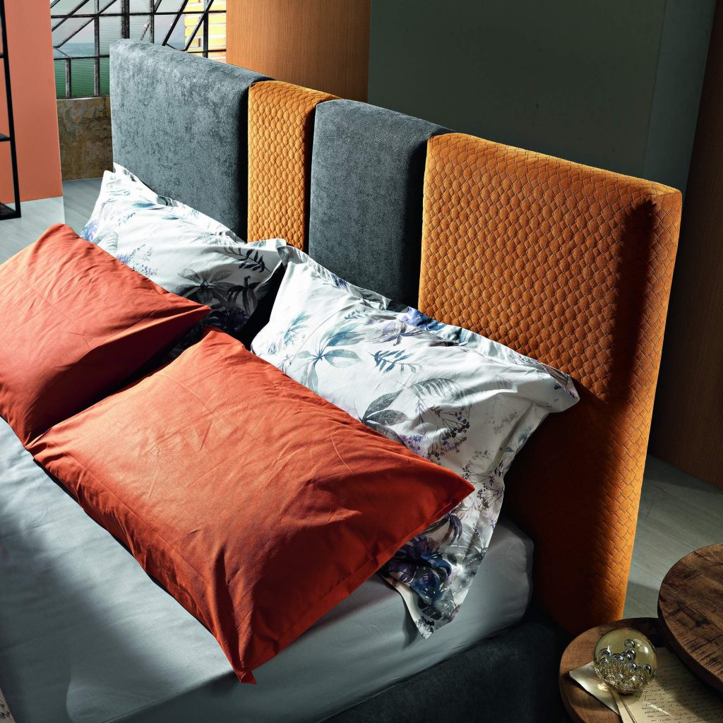 double bed container headboard detail maxhome pablo