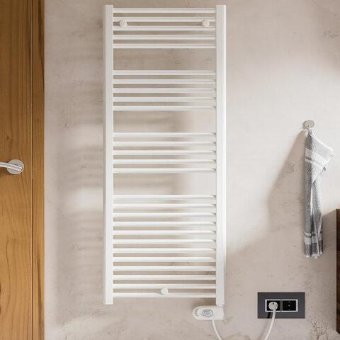 scaldasalviette-elettrico-Lazzarini-radiatori-termoarredo-Cortina-Evo-bianco-1375