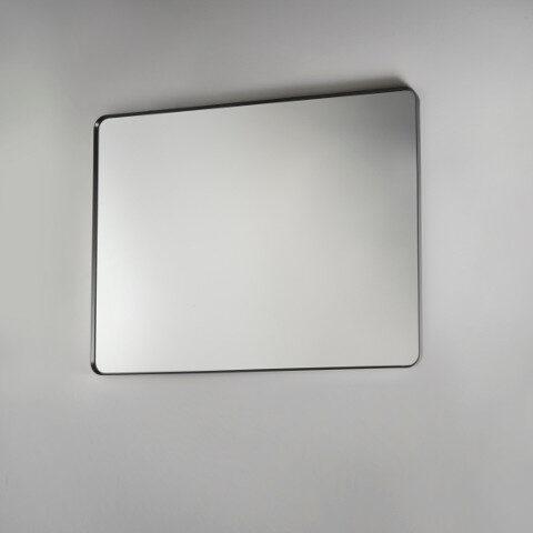 miroir de salle de bain cadre noir vanità e casa perseo