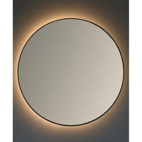 miroir de salle de bain illuminé led vanità e casa argo round
