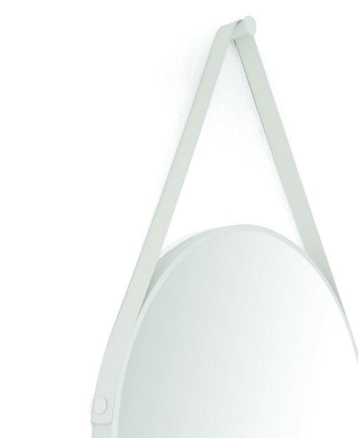 specchio bagno tondo dettaglio vanità e casa atlante