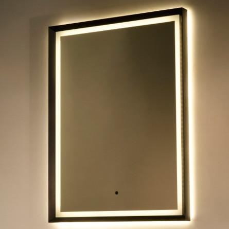 hinterleuchteter Spiegel led badezimmer vanità e casa dusk