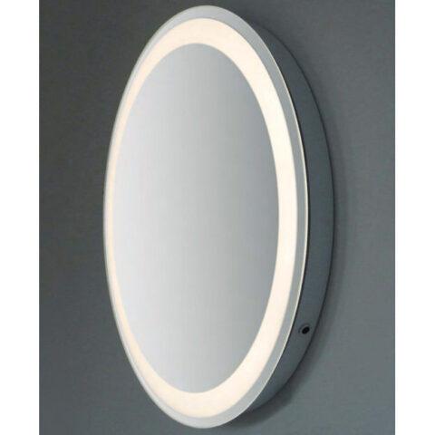 miroir rond illuminé led vanità e casa pluto round