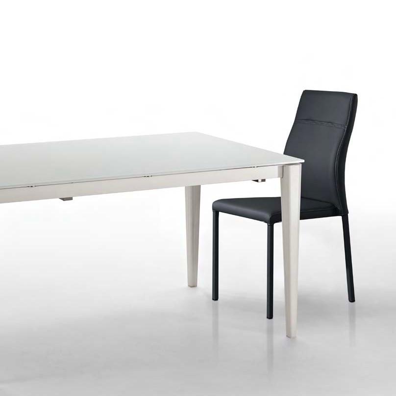 table extensible détail de la jambe maxhome plus